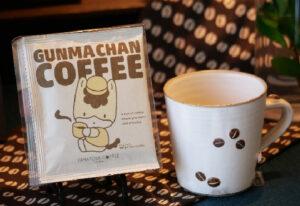 ぐんまちゃんコーヒー